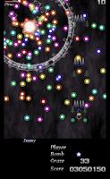Screenshot of 【東方】弾幕遊戯