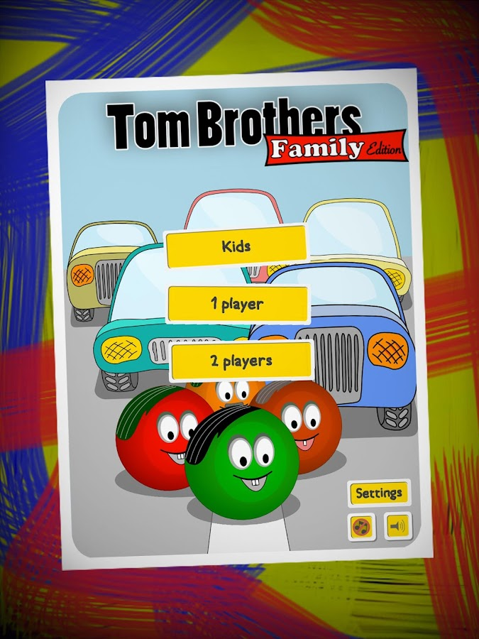 TomBrothers Family Edition- screenshot
