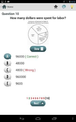 【免費教育App】GED Test Practice-APP點子