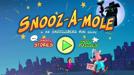 Snooz-A-Mole