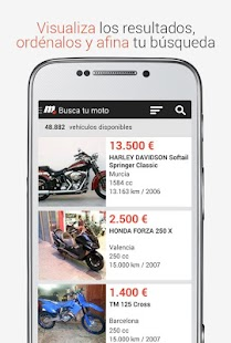 Motos.net- screenshot thumbnail