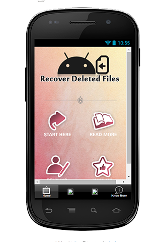 Recover Deleted Android Files