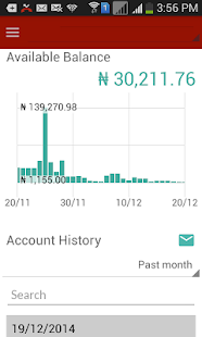 Zenith Bank Mobile App - screenshot thumbnail