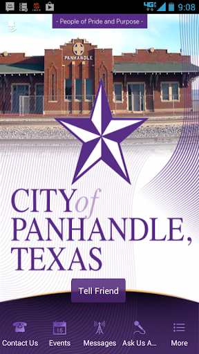 City of Panhandle