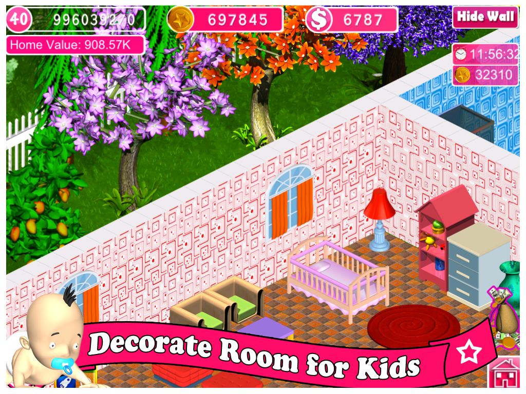 Home Design: Dream House - screenshot