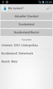 Wo tanken?- screenshot thumbnail