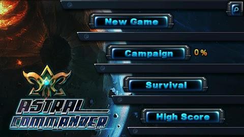 Astral Commander LITE Screenshot 1
