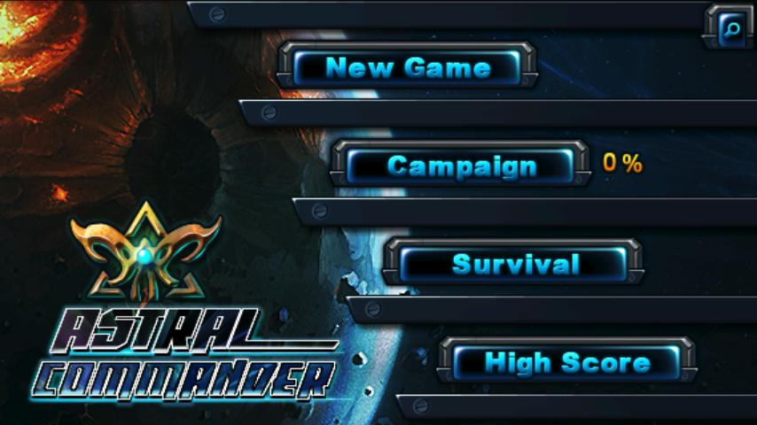 Astral Commander LITE - screenshot