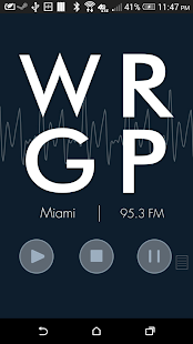 WRGP - FIU Student Radio- screenshot thumbnail