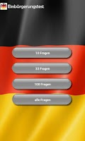 Screenshot of Einbürgerungstest 2015