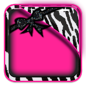 THEME - Zebra Hot Pink HD
