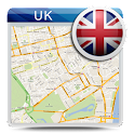 Great Britain Map Offline UK icon