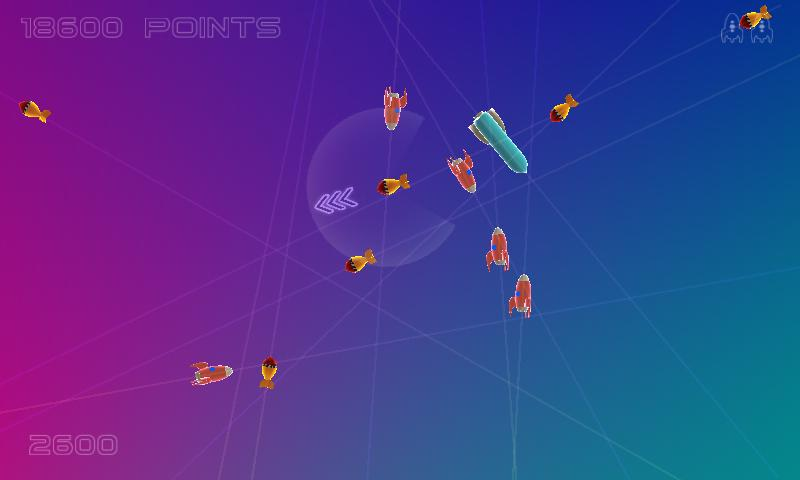 Rockets Missile 3D - screenshot