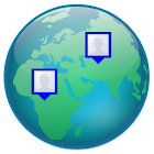 Contact Map icon