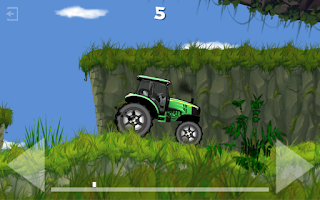 Screenshot of Exion Hill Racing