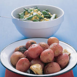 Potato Packets.