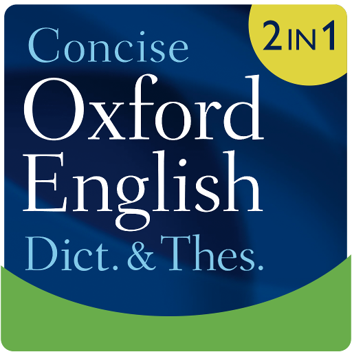 Concise Oxford English & Thes 書籍 App LOGO-APP試玩