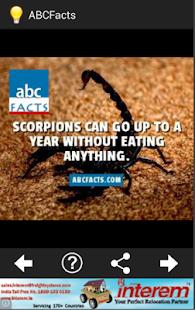 ABC Facts - screenshot thumbnail