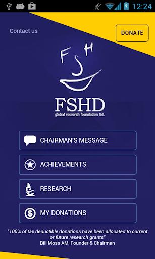 FSHD - Find the Cure