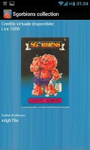 Collezione Sgorbions - screenshot thumbnail
