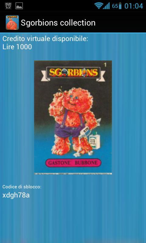 Collezione Sgorbions - screenshot