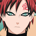 Naruto Gaara live wallpaper HD icon