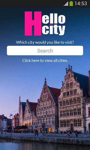 HelloCity - FREE City Guide