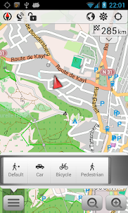 OsmAnd Maps & Navigation - screenshot thumbnail