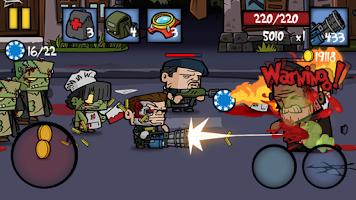 Screenshot of Zombie Age 2