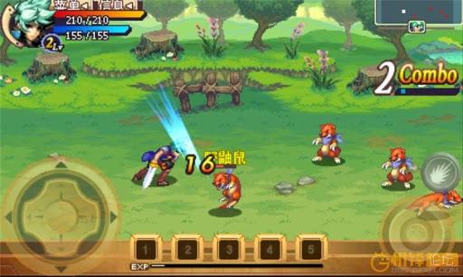 戰神獵人 DNF 格鬥 MMO RPG OL