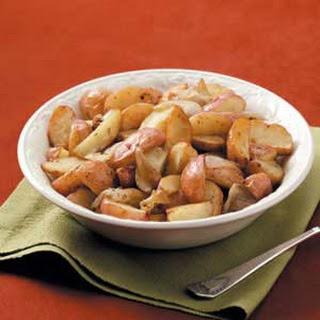 Rosemary Red Potatoes.