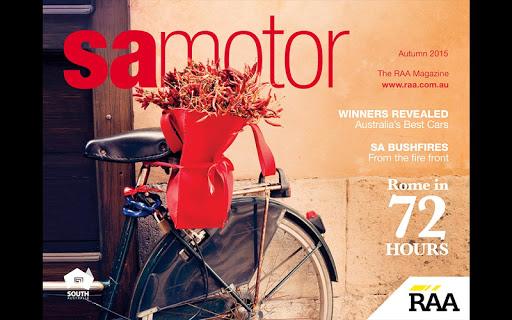 samotor magazine