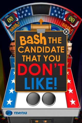 Bash the Vote - screenshot
