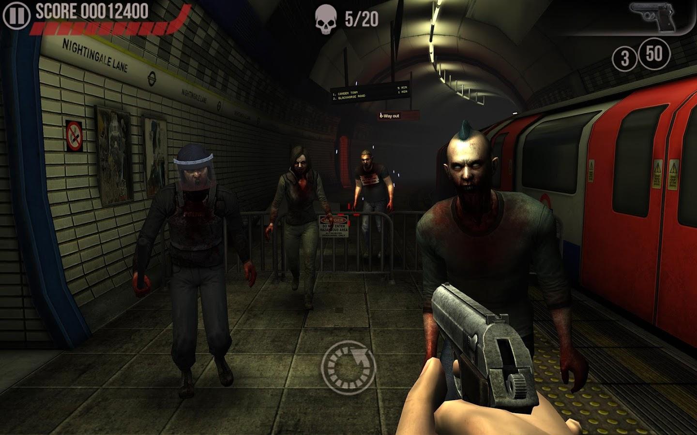 THE DEAD: Beginning - screenshot