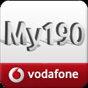 My 190 per Tablet icon