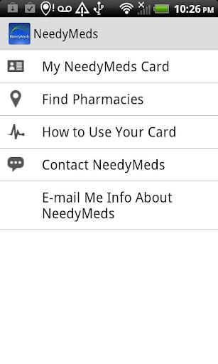 NeedyMeds Drug Discount Card