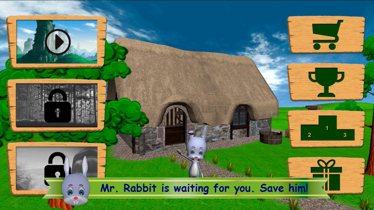 Impossible Rabbit Run- screenshot
