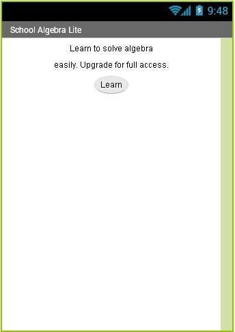 【免費教育App】School Algebra Lite-APP點子
