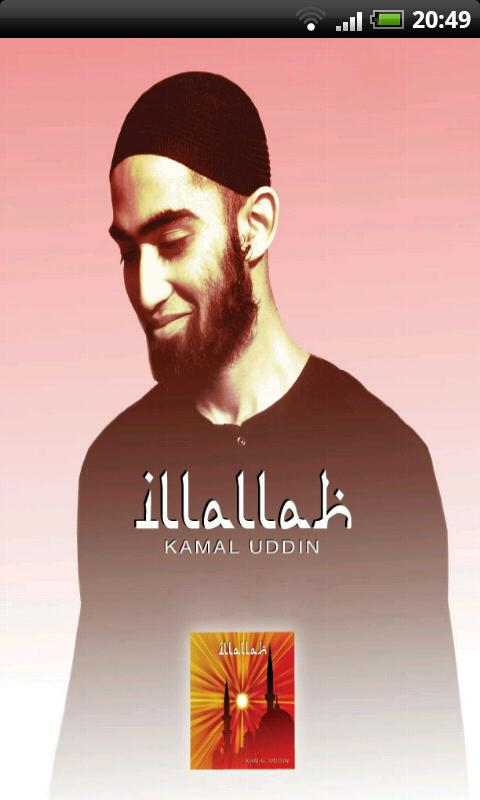 Kamal Uddin - IllAllah Album - screenshot