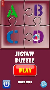 玩教育App|Kids ABC Jigsaw Puzzle Game免費|APP試玩