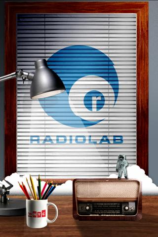 Radiolab - screenshot