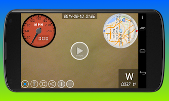 Screenshot of Dashboard Cam (AdFree)