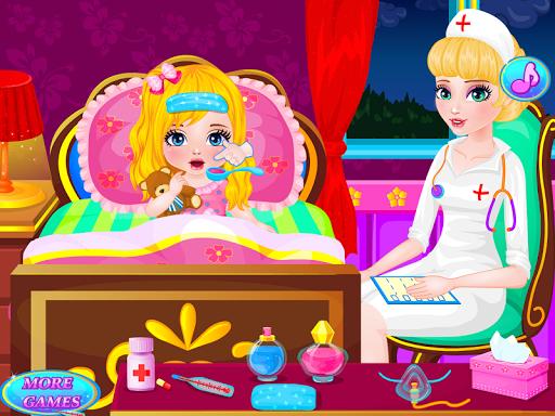 無料休闲Appのインフルエンザの病気の医者のゲーム|記事Game