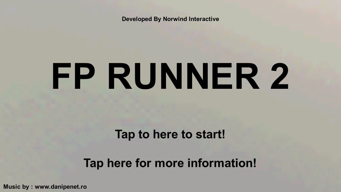 FP Runner 2- screenshot