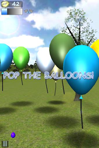 Soaring Balloons Popper 3D