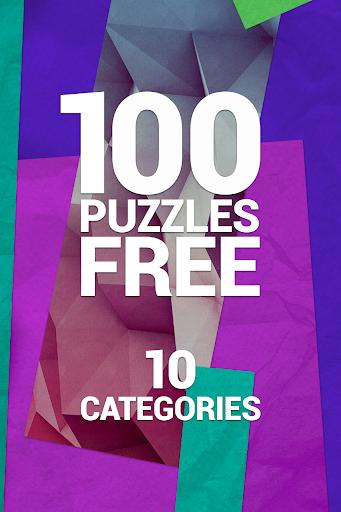 ジグソーパズル :100+ ピース