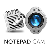 Notepad Hidden Camera