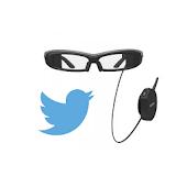 SmartEyeglass Twitter