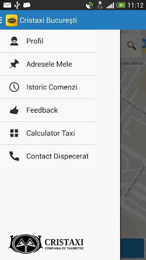 Cris Taxi Bucuresti