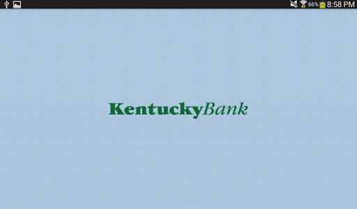 Kentucky Bank for Tablet